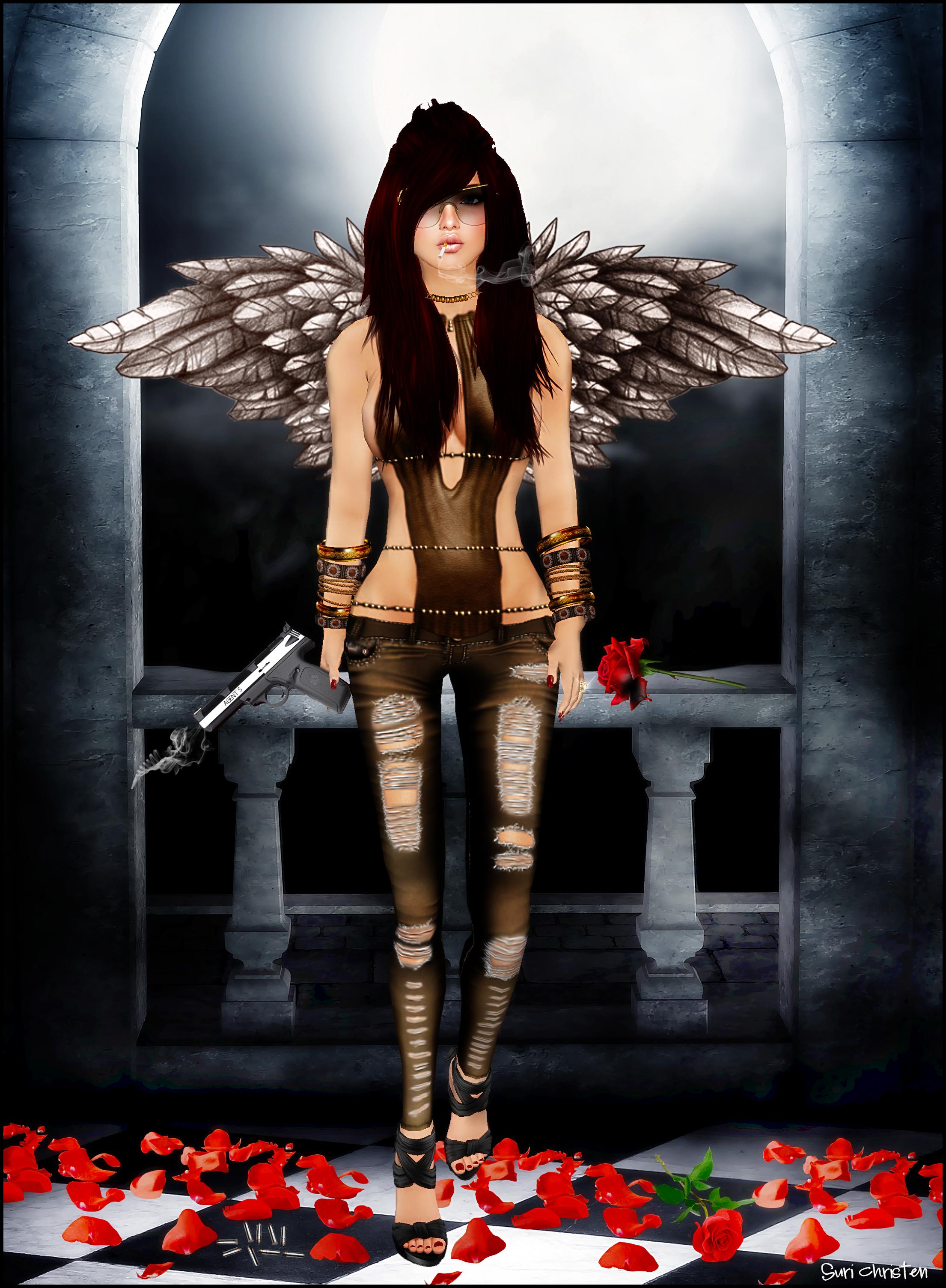 Dark Angel Kills
