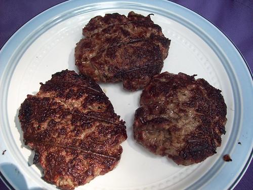 Burgers IV