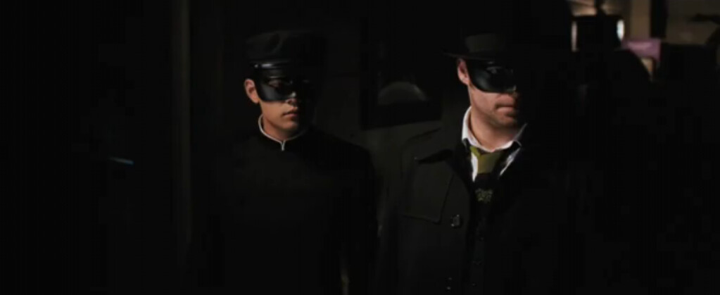 The Green Hornet 2011 Movie