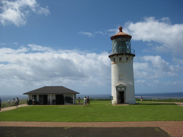 Lighthouse at Kiluea