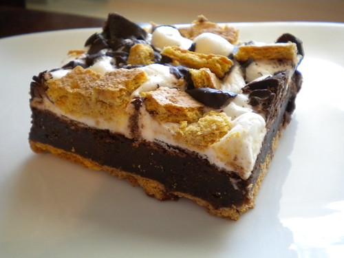 Lemons & Love: S'more Brownies