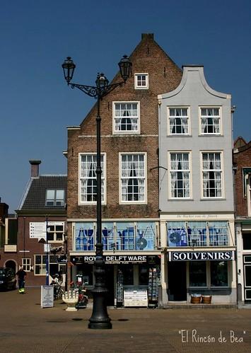Souvenirs de Delft