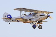 Hawker Hind (Linton Snapper) Tags: duxford flyinglegends tonysmith