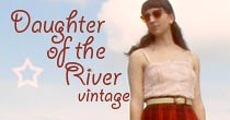 Daugther of the River Vintage ad