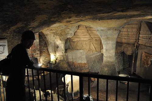 An Underground Tannery