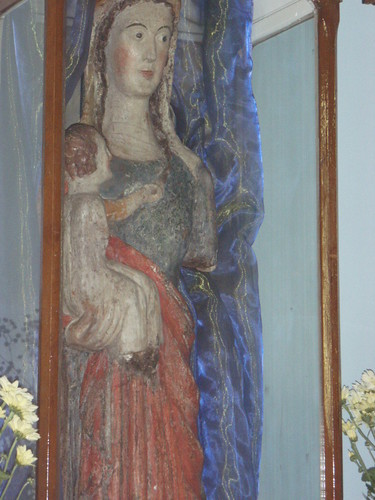 Our Lady, closer