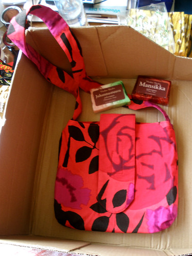 Parcel from mam