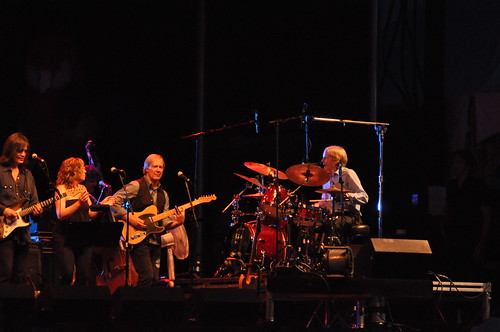 The Levon Helm Band at Ottawa Bluesfest 2010