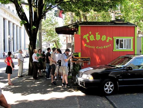 Tabor Cart - Portland