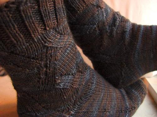 FOs- Wanida Socks