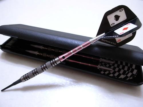 my darts