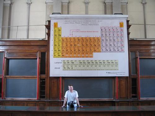 Primo Levi Lecture Theatre