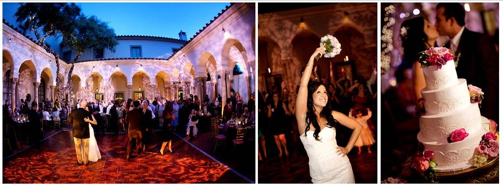 Athenaeum Pasadena wedding 3