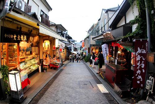 商店街 shotengai enoshima