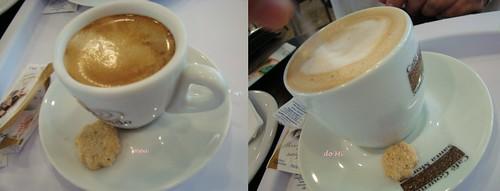 Pause para um café