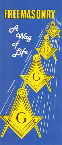 21 Freemasonry, A Way of Life, brochure