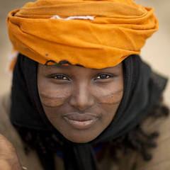 Miss Binki Mama, Karrayyu girl, Ethiopia (Eric Lafforgue) Tags: woman cute tattoo culture bodylanguage tribal tattoos tribes tradition ethiopia tribe ethnic scar scarification tribo ethnology tribu thiopien etiopia ethiopie etiopa scarifications oromia oromo 5685 lafforgue  etiopija ethnie ethiopi  etiopien etipia  etiyopya          trubu kereyu karayu tipia karrayyu