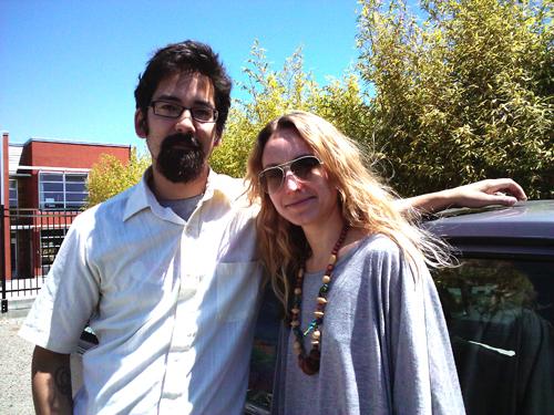 Brandon Shimoda & Lisa Schumaier