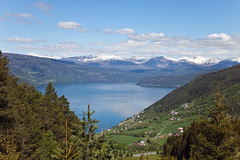 Innvikfjorden, Norway (m0rus) Tags: travel mountains norway landscape fjords innvikfjorden innvik norwayfjordlandfjords bestpicturesofnorway
