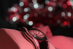 Wristwatch and Bouquet (Abdulrahman M. Farhat) Tags: canon wristwatch 1855   500d                                               wristwatc