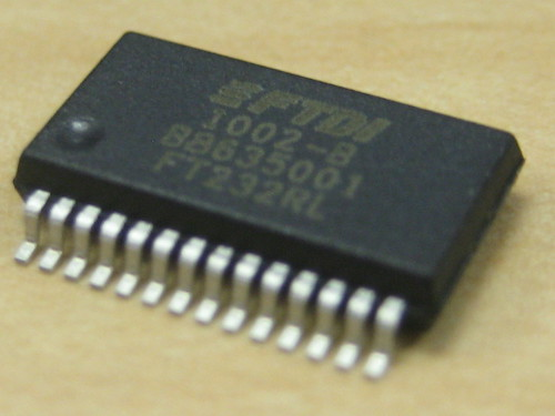 FT232RL Chip