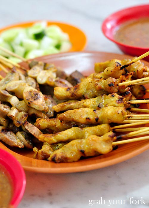 ipoh satay sticks