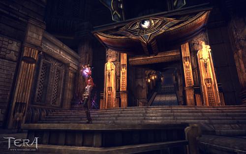 Screenshots of the Week 10: Casting Sorceress