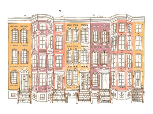 Print_Rowhouses