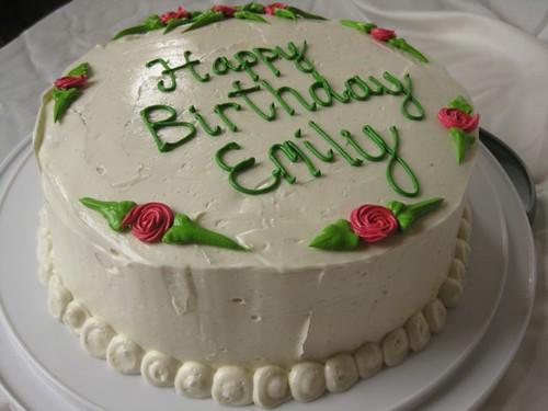 Emily Birthday Cake 4