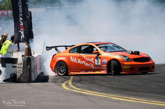 Formula D Throwdown & Pro-Am Practice 16