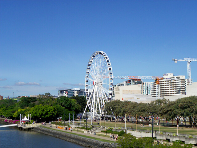 Southbank, Brisbane.