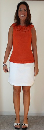 orangeleafyoketop front w outfit