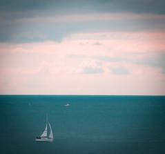 Brighton - sail boat