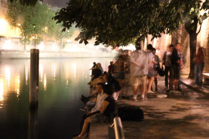 10g08 Sena Nocturno noche Alemania 0 España 1048 Sena nocturno