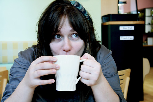 Megan + Tea