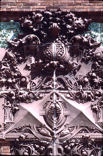 Owatanna Minnesota Bank-1908-detail