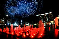 NDPRehearsal20100717c (maxette) Tags: marina bay nikon singapore fireworks firework ndp sands 2010 mbs nationalday d300 rehearal