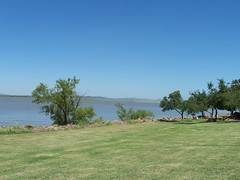Tom Steed Lake