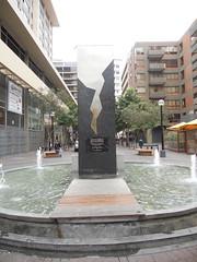 Memorial to Tarata Victims
