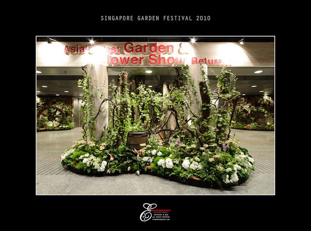 Singapore Garden Festival - 001