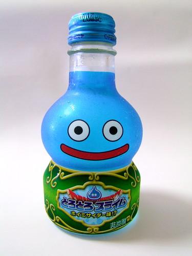 ドラゴンクエストとろとろスライムホイミサイダー味!?/Dragon Quest Toro-Toro Slime Hoimi cider!?