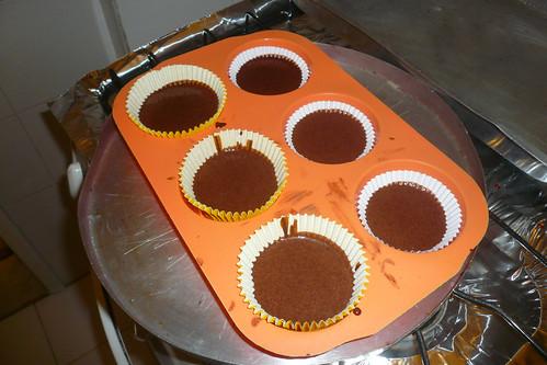 Cupcake na forma!