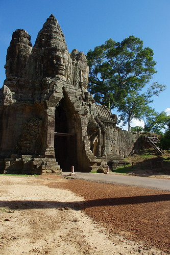 Entrance to Bayon