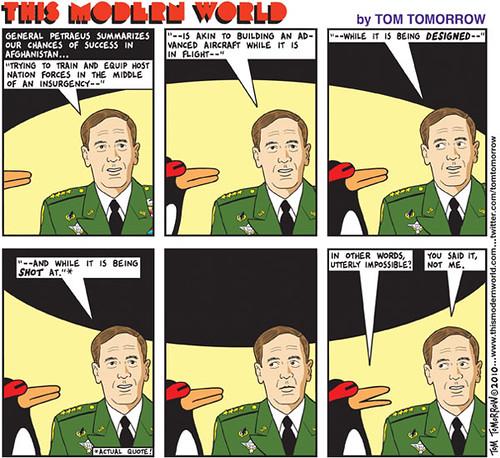 Tom Tom Petraeus