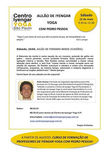AULÃO Pedro 220510