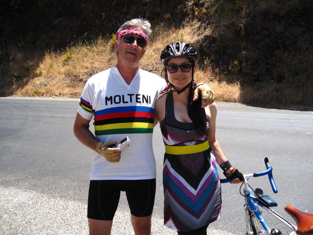 eric y yo. dos torpado riders