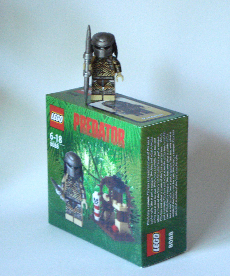 Lego Alien Vs Predator Sets Www Pixshark Com Images