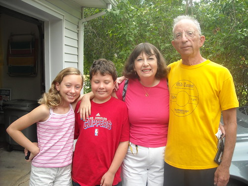 Kids and NJ grandparents
