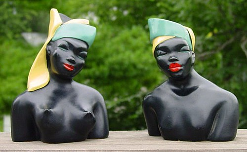 Abco African Busts