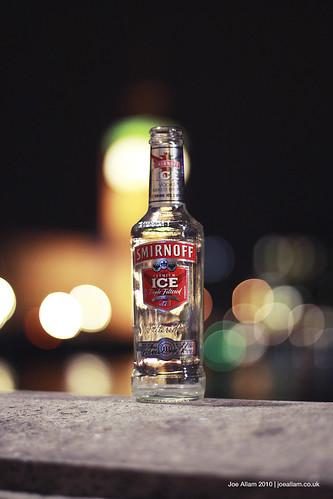 Smirnoff Bottle